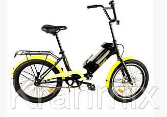 Электровелосипед Люкс SMART20 XF07 LED900S 36В 300Вт литиевая батарея 8,8 Ач