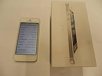 Мобильный телефон Apple iPhone 5 16Gb 257ВР