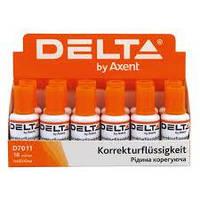Корректор жидкий Delta by Axent 18 мл (D7011)