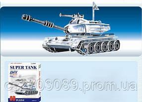3D пазл-танк 181 деталь