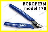 Кусачки бокорезы PLATO model 170 режущие боковые ножницы, фото 1