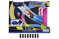 Трек 6688-68/9 Twister tubes (на батарейках, световые эффекты) в коробке 32*10*26 см (шт.)