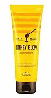 Медовая маска для волос Scinic Honey Glow Hair Mask Объем 220 мл