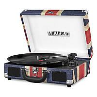 Проигрыватель пластинок Victrola (портативный чемодан)
