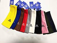 Флісовий хомут Adidas з затяжкою