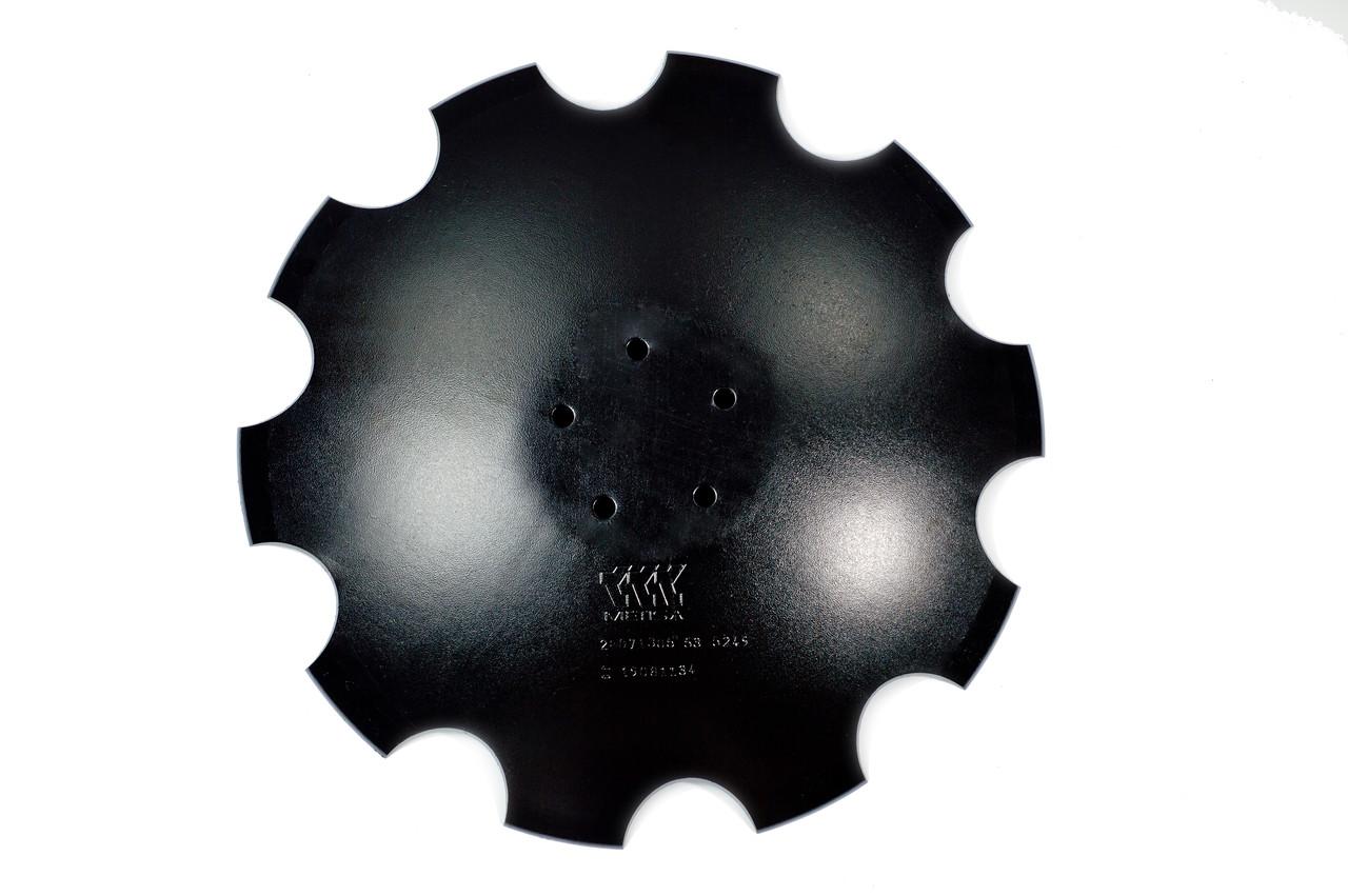 Диск борони ромашка 510 х 5 mm Metisa 28071305