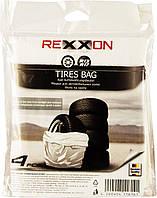 Мешки для хранения шин колес REXXON, комплект 4 шт 100х100 см
