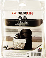 Мешки (пакеты) для хранения шин колес REXXON, комплект 4 шт 100х100 см