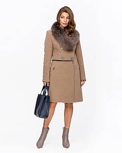 Женское зимнее пальто - Косуха