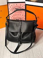 Кожаная женская сумка Италия Vera Pelle, фото 1