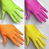 Перчатки Микс 4 цвета размер S