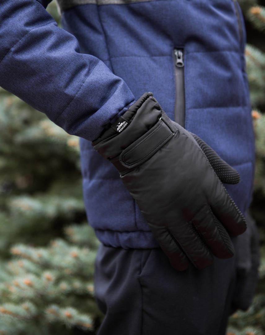 Мужские Зимние Перчатки Pobedov gloves