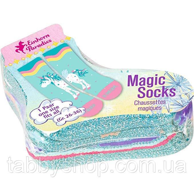 Чарівні шкарпетки Spiegelburg Принцеса Лиллифея (блакитні)