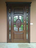 Вхідні Двері Дубові