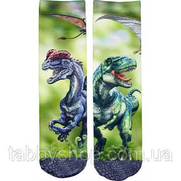 Волшебные носки Spiegelburg Мир динозавров