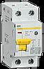 Устройство защиты от дугового пробоя ПЗДП63-1 16А IEK