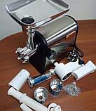 Мясорубка с терками и соковыжималкой для томатов Livstar LSU-1310 - 3000 Вт, фото 7
