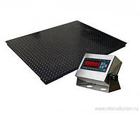 Весы платформенные ВПЕ-3000-4(H1215) 3000кг СТАНДАРТ