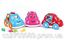 """*Транспортна іграшка """"Автомобиль ТехноК"""", фото 3"""