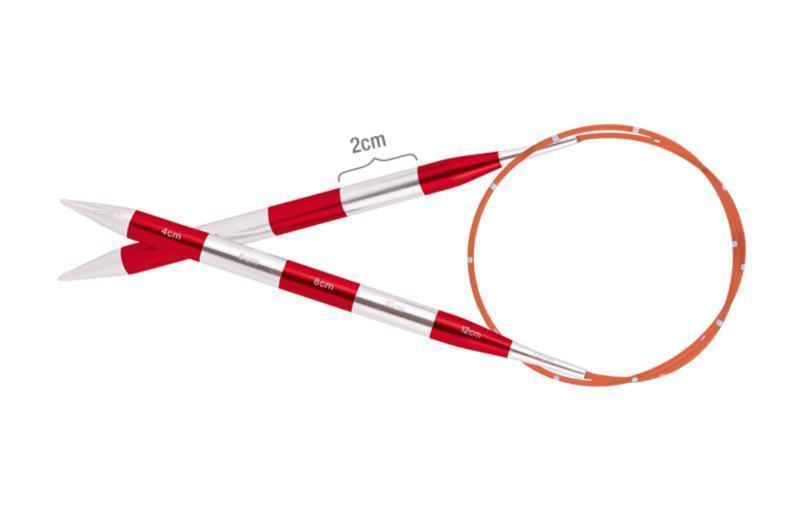 Спицы круговые Smartstix KnitPro, 40 см, 2,50 мм