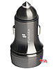 Автомобильное зарядное устройство Puridea CC05 2xUSB Dual Fast Charge Aluminum Black