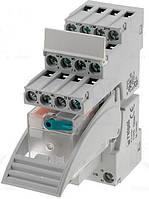 Интерфейсное реле PIR4 6 ампер 4 CO 24 VDC