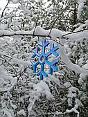 Декоративная снежинка DS 97