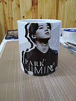 Кружка BTS BTS - JIMIN  K-Pop Чашка БТС Джимин
