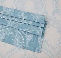 Комплект полуторного постельного белья сатин Arya Simple Living  Veras, фото 1