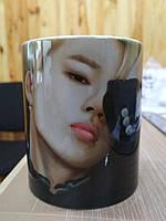 Кружка BTS Park Jimin K-Pop Чашка БТС Чимин