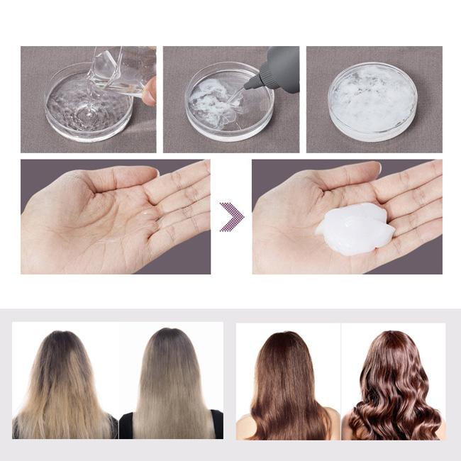 Маска для волос салонный эффект Masil 8 Second Salon Hair Mask, 200 мл Корея, фото 2