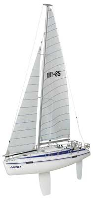"""Радиоуправляемая модель яхты """"ODYSSEY"""""""