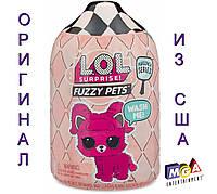 ЛОЛ Пушистый питомец 5 Серия 1 Волна L.O.L. Surprise! Fuzzy Pets with Washable Fuzz & Water 557111