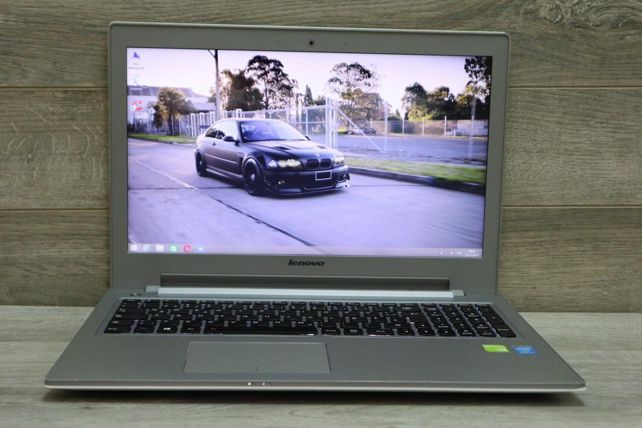 Б/У Игровой ноутбук Lenovo Ideapad Z510 \ i5-4200M \ 16 GB \ 1000 GB \ GeForce GT 740M 2 Гб