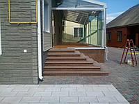 Лестница из гранита Запорожье