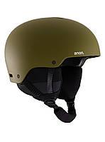 Гірськолижний шолом Anon Raider 3 (Olive) 2020, фото 1