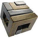 Металлическая головоломка | Huzzle Coil | 4* | Hanayama (Japan), фото 2