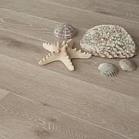 Bonnard Метрополитан Грей Дуб Серое Дерево (Oak Grey Wood) инженерная доска, ширина 127 мм
