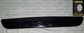 """Зимняя накладка ЗАЗ Lanos На решетку радиатора """"FLY"""" Глянцевая"""