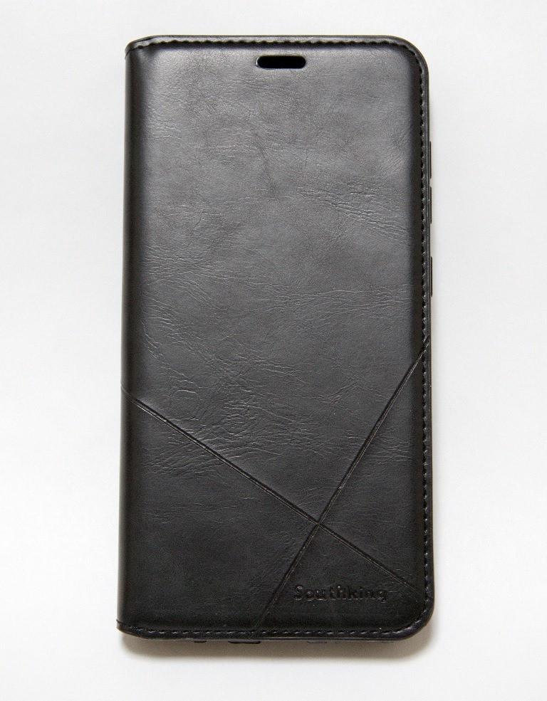 Чохол-книжка для смартфона Xiaomi Mi Play чорна MKA
