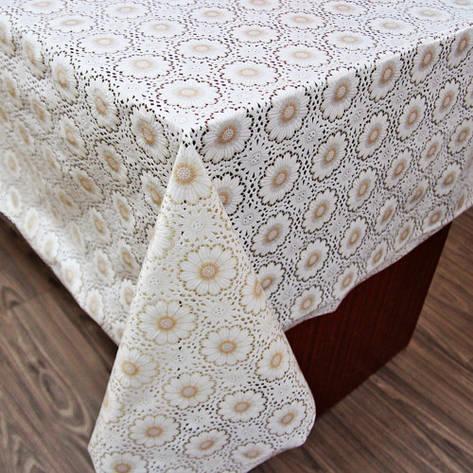 Клеенка на обеденный стол  Ажур, фото 2