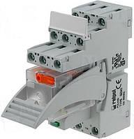 Интерфейсное реле PIR4 6 ампер 4 CO 230 VAC