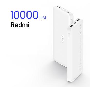Xiaomi Redmi Power Bank 10000 mAh / Dual USB / Micro-USB / Type-C VXN4266CN PB100LZM