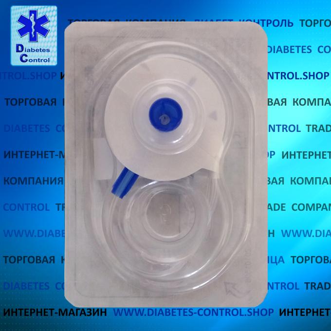 Катетер для инсулиновой помпы Quick-Set Medtronic 6/110 (Инфузионный набор) (1 шт.)