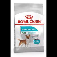 Royal Canin Mini Urinary Care(Роял Канин Мини Уринари) для мелких пород с чувствительным мочевыделением 1 кг