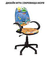 Кресло Поло 50/АМФ-5 Дизайн игра Сокровища моря (АМФ-ТМ)