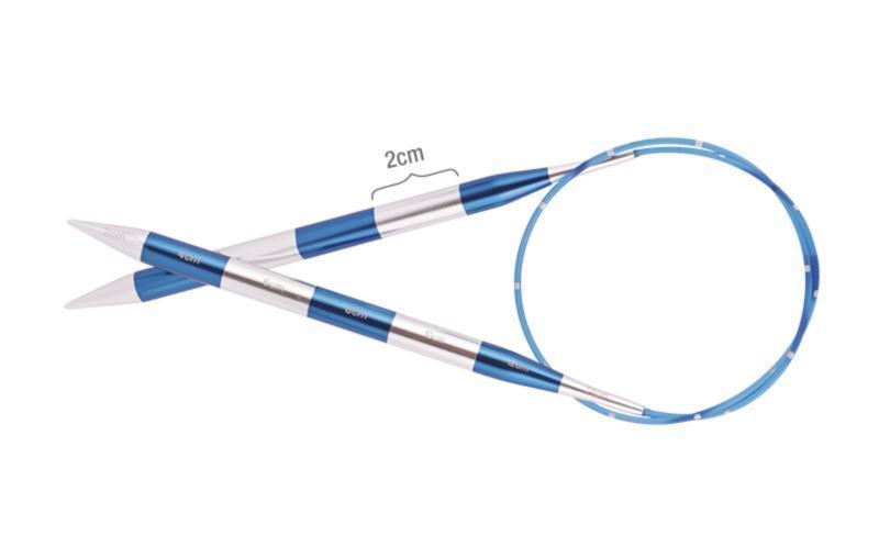 Спицы круговые Smartstix KnitPro, 60 см, 4,50 мм