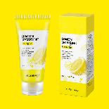 Лимонная пилинг-скатка SECRET KEY Lemon Sparkling Peeling Gel, 120 мл, фото 5