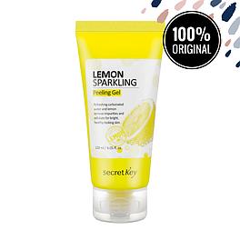 Лимонная пилинг-скатка SECRET KEY Lemon Sparkling Peeling Gel, 120 мл