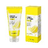 Лимонная пилинг-скатка SECRET KEY Lemon Sparkling Peeling Gel, 120 мл, фото 4